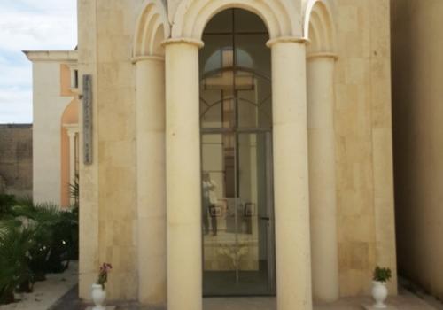 Cappella funeraria privata