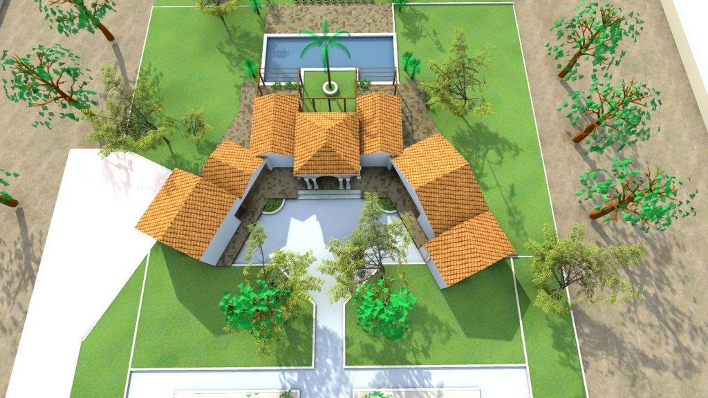Villa unifamiliare Cav. En