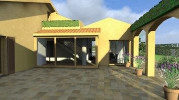 Villa unifamiliare DA